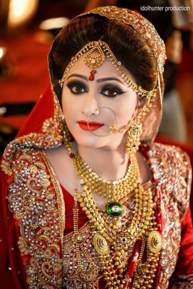 Perfect!!! Indian bridal makeup, Bridal beauty, Bridal