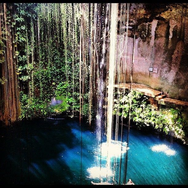 #cenote #mexico
