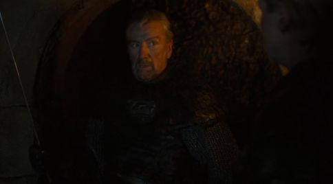"""Brynden Tully """"The Blackfish,"""" Game of Thrones Season 6 """"No One"""""""
