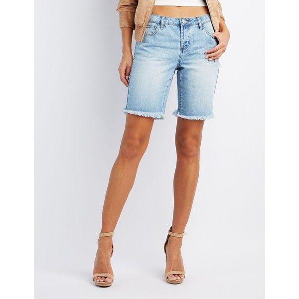 The 25  best Long jean shorts ideas on Pinterest | Long shorts ...