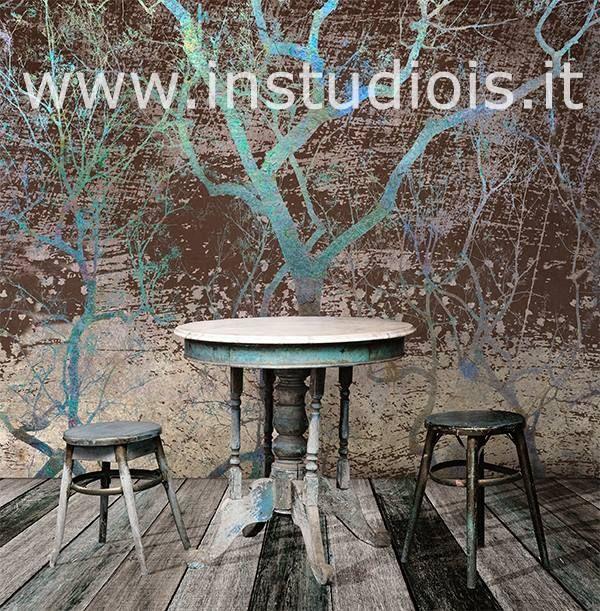 iNSTUDIO#design#wallpaper#home#interior#space#creative#colors#sensation#modern#draw#young#company#formigine#modena#italy#15178#SoundTrees