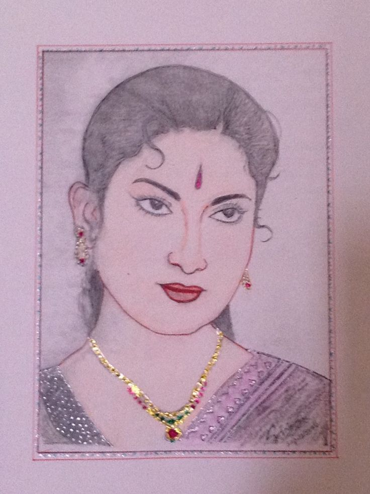 Savithri a great talented South Indian actress