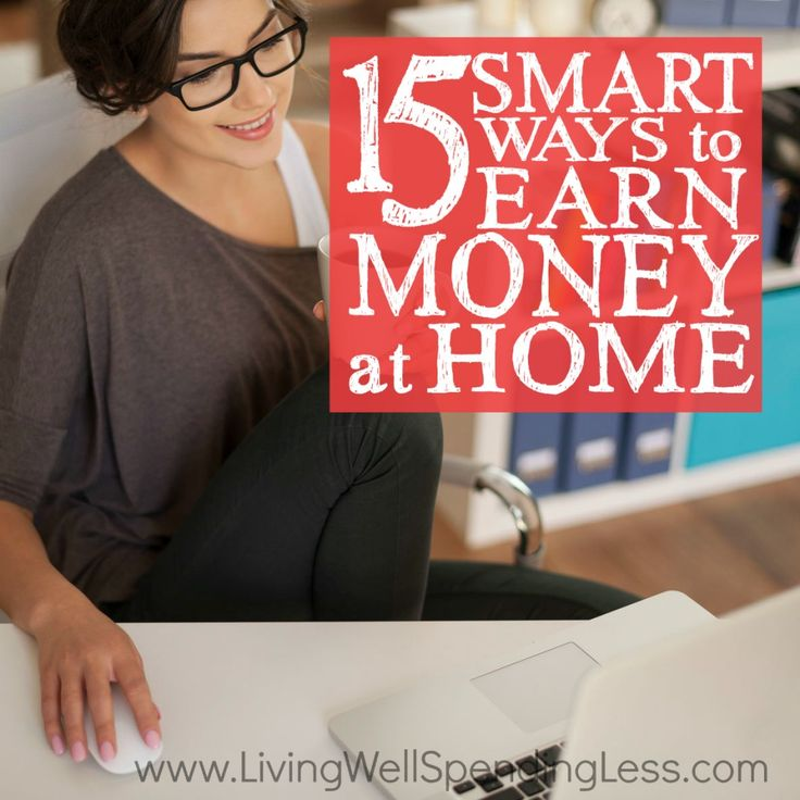 15 Smart Ways to Earn Money at Home | How to Make Money From Home