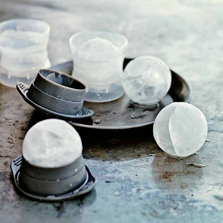 Silicone Ice Sphere Molds, Set of 2 | Williams Sonoma AU