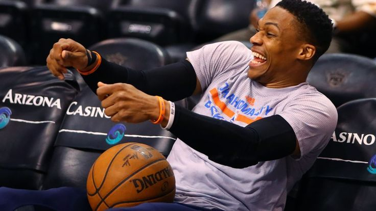 Love him or hate him, you'll never forget what Russell Westbrook did this season.
