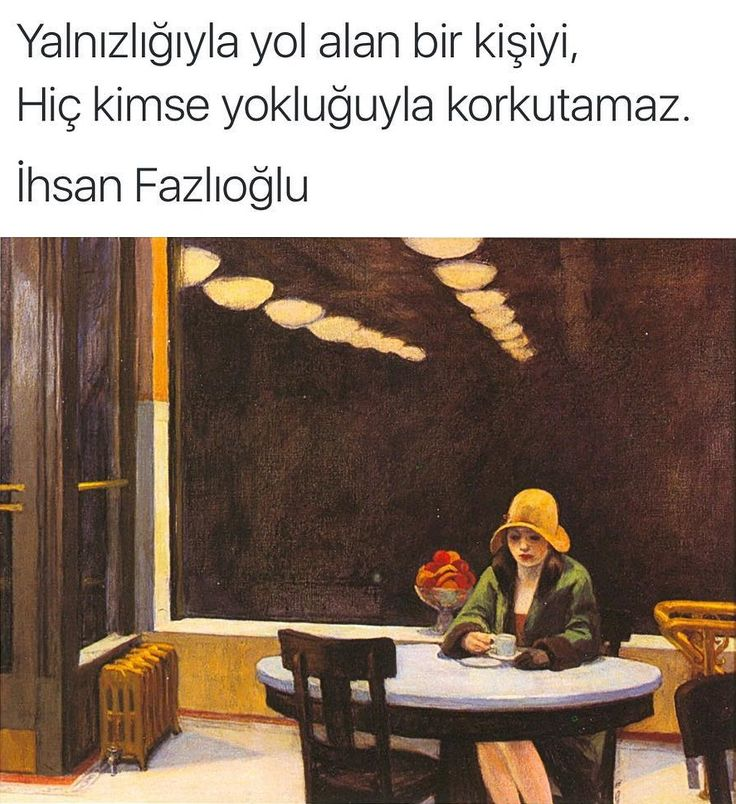 Yalnızlığıyla yol alan bir kişiyi, Hiç kimse yokluğuyla korkutamaz. - İhsan Fazlıoğlu #sözler #anlamlısözler #güzelsözler #manalısözler #özlüsözler #alıntı #alıntılar #alıntıdır #alıntısözler #şiir