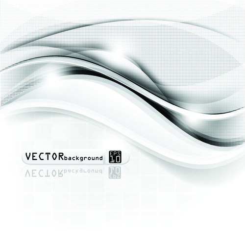 Of Abstract White Vector Backgrounds Graphic 02 Background