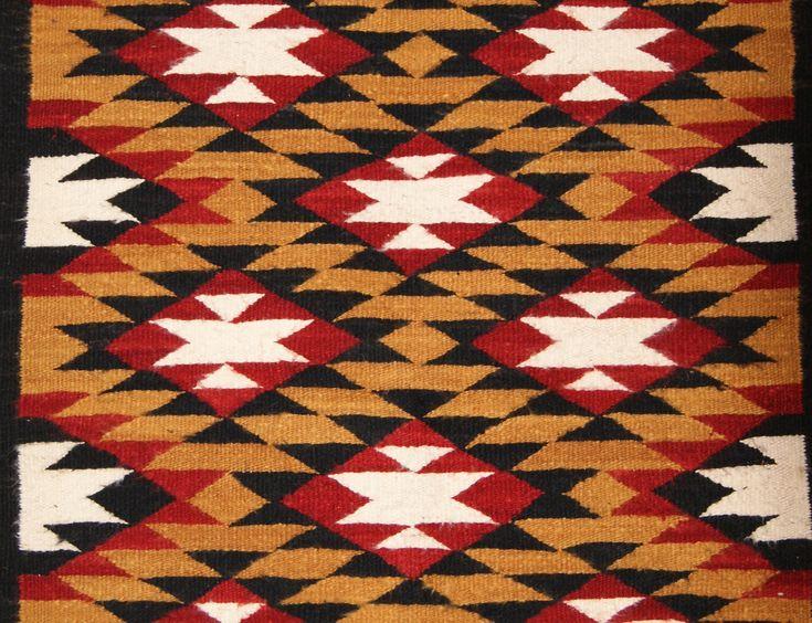 Navajo Blankets and Weavings