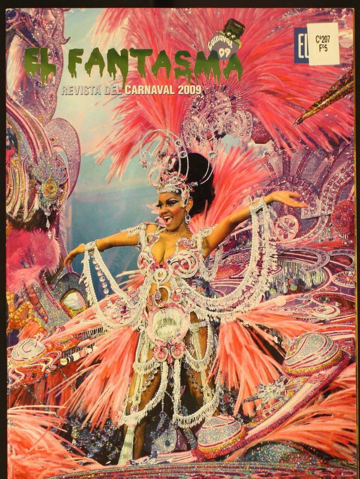 "Revista del ""Carnaval 2009"" : El fantasma http://absysnetweb.bbtk.ull.es/cgi-bin/abnetopac01?TITN=436002"