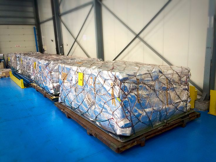 Silverskin Pmc Pag Air Cargo Thermal Blankets For