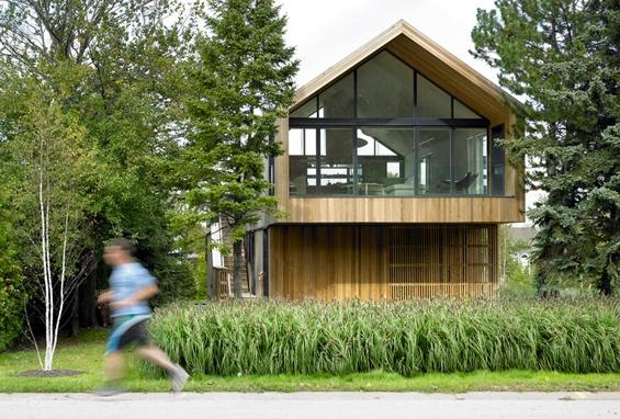 Atelier Kastelic Buffey : Maison Glissade - ArchiDesignClub by MUUUZ - Architecture  Design
