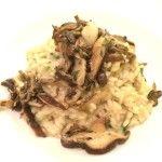 Risoto de cogumelos assados e salsa do Jamie Oliver   Receitas Gourmet