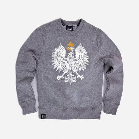 Bluza Polski Orzeł - nadruk poprzecierany