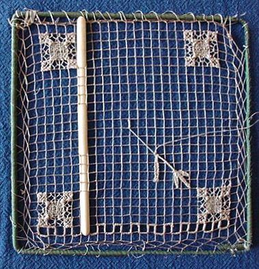 Filet (Lacis) lace