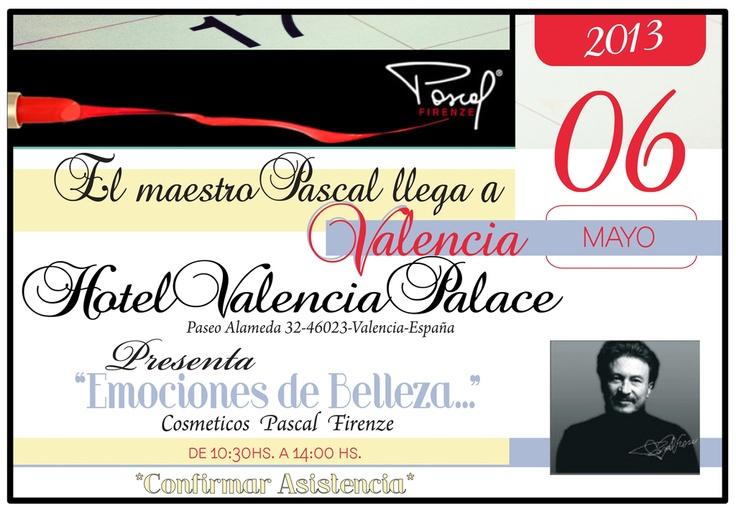 Invito Pascal Meeting Valencia