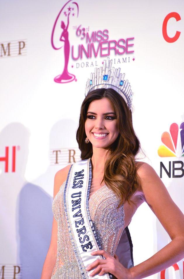 Las Farc Invitó A La Miss Universo Colombiana A Cuba Para Informarle Sobre Las Negociaciones De Paz