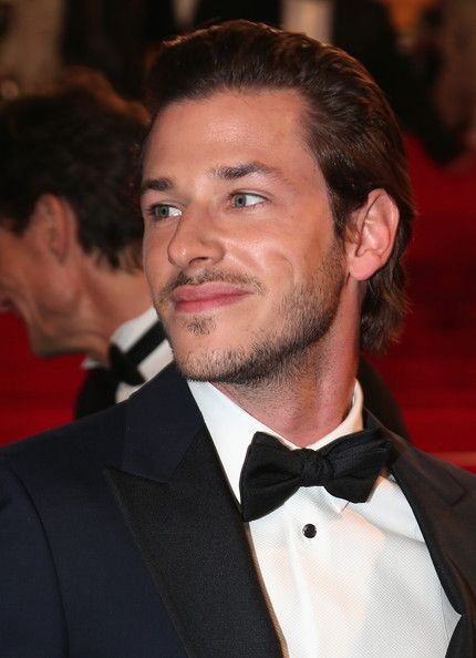 """Gaspard Ulliel Gaspard Ulliel leaves the """"Saint Laurent"""" premiere during the 67th Annual Cannes Film Festival on May 17, 2014 in Cannes, France."""
