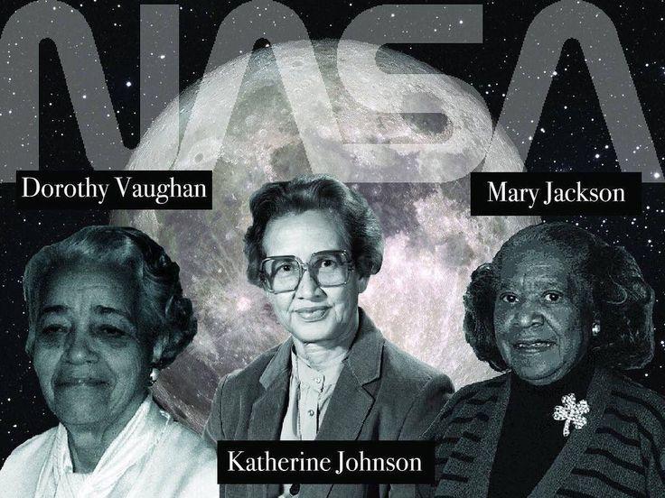 As três mulheres que inspiraram o filme Estrelas Além do Tempo  Entre os indicados de melhor filme deste ano no Oscar o filme sobre três mulheres negras que trabalharam no departamento de matemática da NASA na década de 60 e foram grandes responsáveis pela ida dos norte-americanos ao espaço.  Katherine Johnson Dorothy Vaughan e Mary Jackson: trabalhavam juntas no Centro Centro de Pesquisa Langley da NASA na Virginia.  É importante lembrar que na década 50 e 60 o segregamento racial nos EUA…
