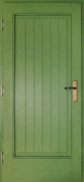 Dřevěné dveře VEKRA STANDARD