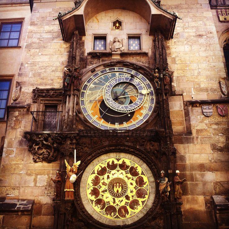 Astronomik Saat, Astronomical Clock  #prag #prague #praha #çekcumhuriyeti Prague, #czechrepublic