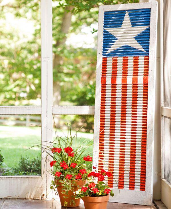 {Americana shutter}