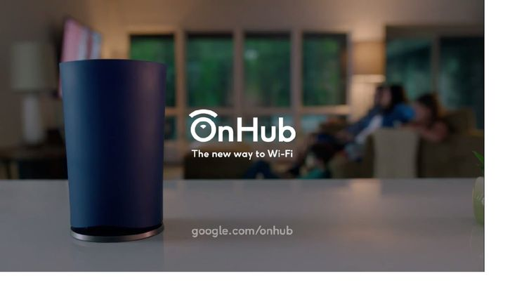 OnHub Wireless Router from Google and TP LINK - Future Video 2015