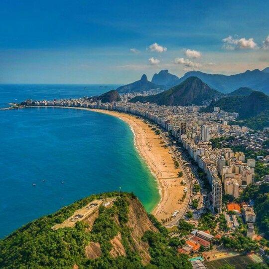 Rio de Janeiro, Brasil ...debeautifuldestinations
