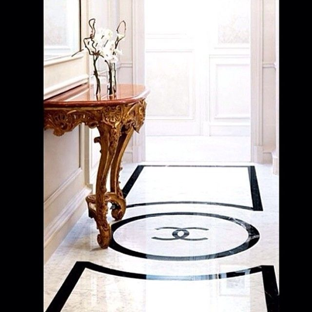 #bathroomfloor #chanel