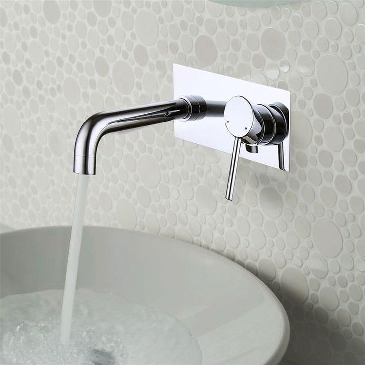 Badarmatur Unterputz Wasserhahn Waschtisch Armatur ...
