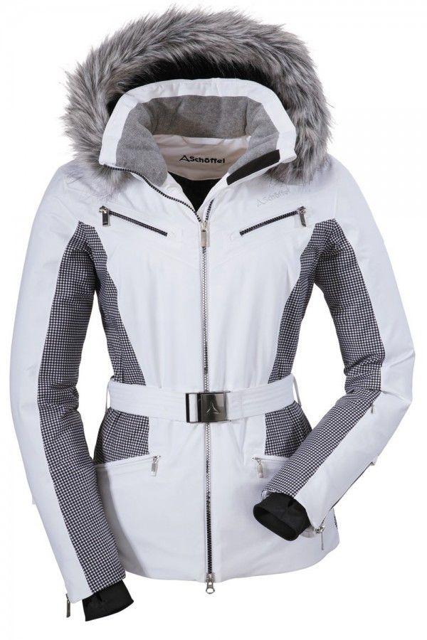 Schoffel Ski Jacket, £390                                                                                                                                                                                 More