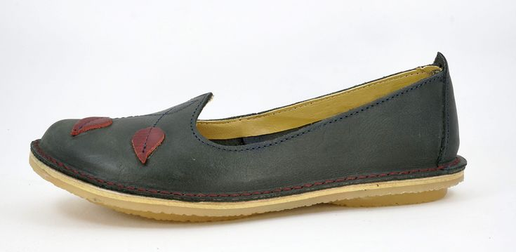 Freestyle Genuine Leather - Denim Blue-Red  R 799. Code: 413103 Willow Aviator Handmade in Cape Town, South Africa See online shopping for sizes. Shop online www.thewhatnotshoes.co.za Free delivery within South Africa