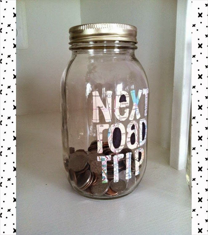 Economize de verdade usando potes de maionese como cofre ~ Discípulos de Peter Pan | Autoajuda, DIY, playlists