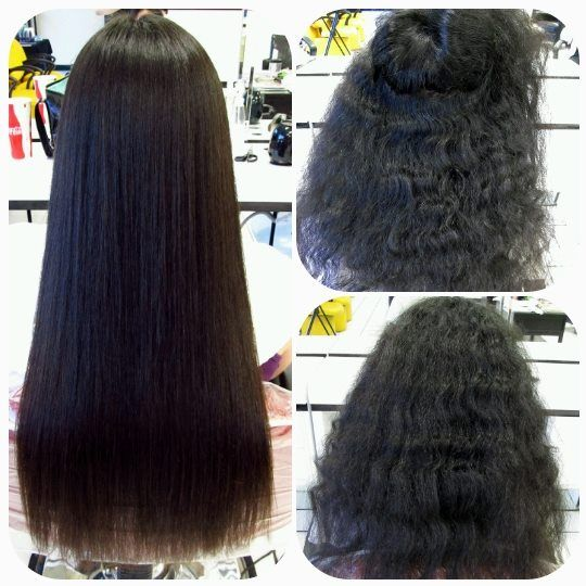 Check out this Before & After By YUKO Hair Straightening #hair #yukohairstraightening #Japanesestraightening #curlyhair #straighthair