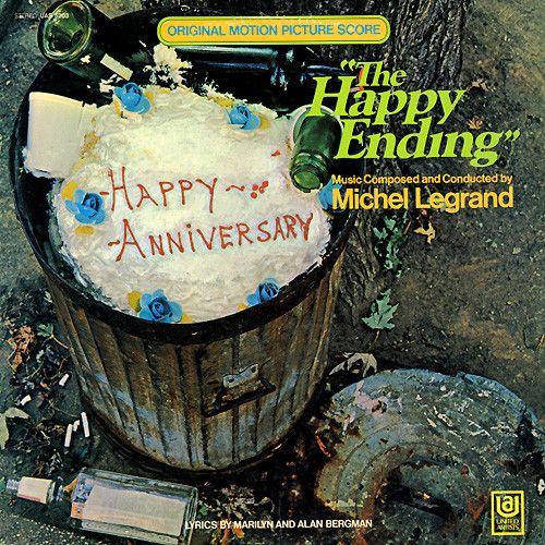 Michel Legrand - The Happy Ending (Original Motion Picture Score): buy LP, Album at Discogs