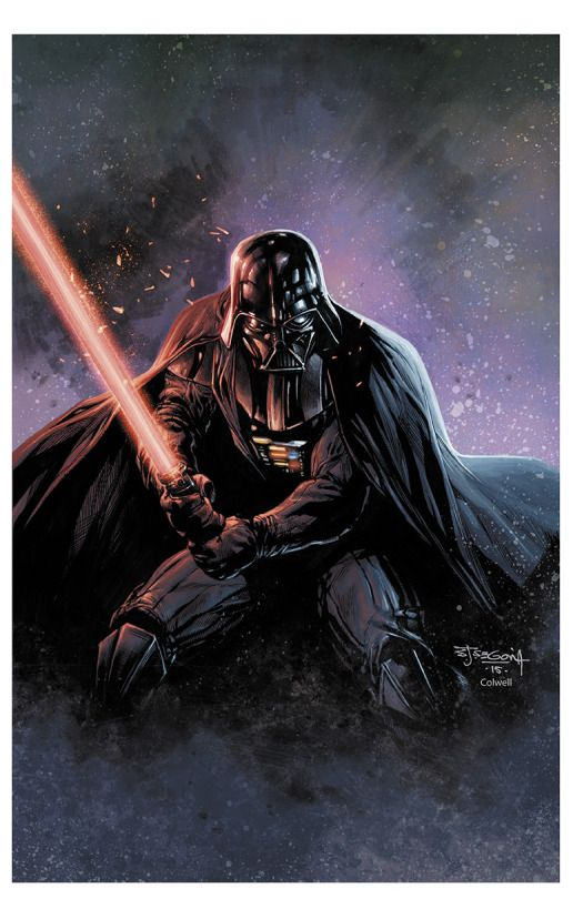 Darth Vader   Stephen Segovia   Jeremy Colwell