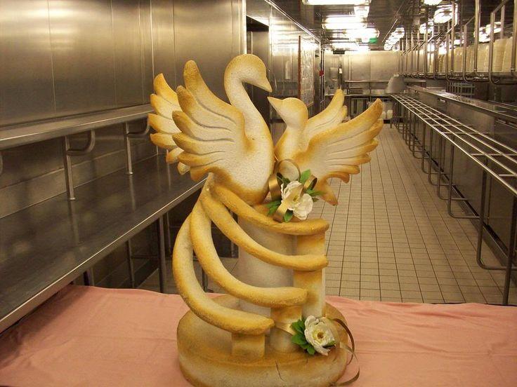 bread sculpture images | Bread Sculpture For Wedding Photo by CreoleKisses | Photobucket