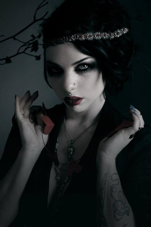 Steampunk/Gothic Ladies | Beauty | Fashion | Costume | Creativity | Couture |                                                                                                                                                      More