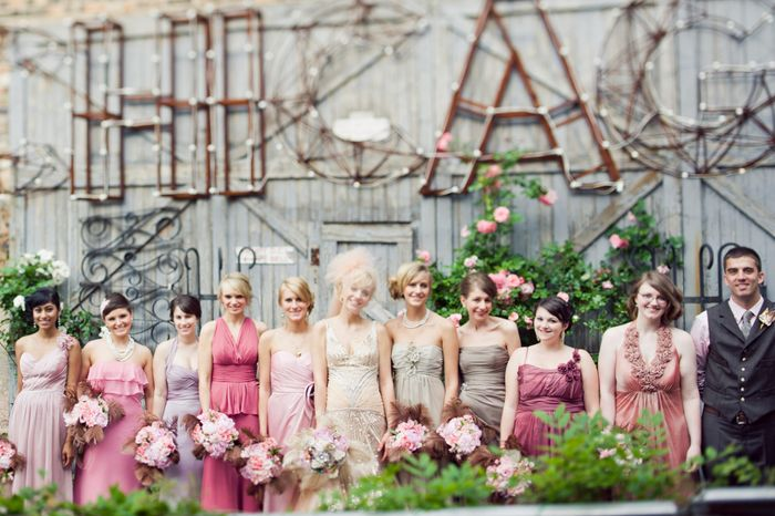 Real Wedding: Bethany + John in Chicago // Images by TSHughes Photography