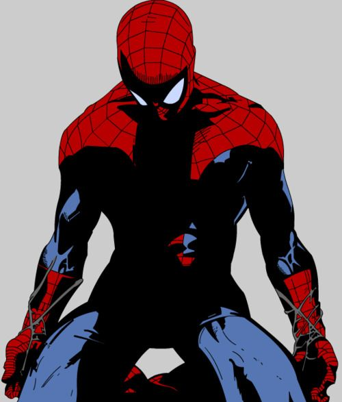 Source: deathchuck  #spider-man: Comicbook Art, Spiders Men, Superhero Villains, Comic Cartoon, Comic Books, Marvel Superhero, Amazing Spiderman, Super Heroes, Comic Art