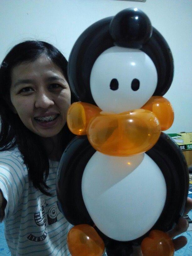 Balloon#pinguin