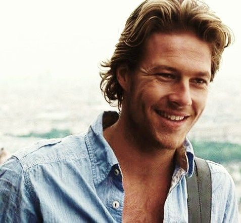 Luke Bracey.  Thank you so much Australia! First Chris now Luke? Good God who's next?
