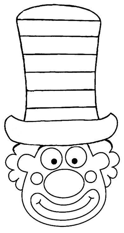 clifford at the circus coloring pages | 52 best Circus Coloring Pages images on Pinterest