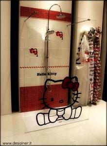 Sanicro: il bagno di Hello Kitty