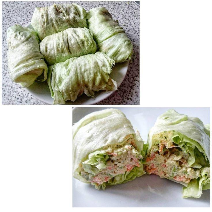 #сыроедение #сыроедческиерецепты #сыроед #веганство #вегетарианство #вегетарианскиерецепты #веганскиерецепты #веганскаяеда #вегетарианскаяеда  #сыроедческие #голубцы: салат айсберг, кабачок, морковь и сыр из кешью с зеленью.   #raw #cabbagerolls: iceberg lettuce, zucchini,  carrot, cashew cheese, parsley.   #veganfood #veganrecipes #vegan  #vegetarian #vegetarianrecipes #vegetarianfood #rawLara