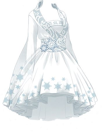Looks like something Weiss from RWBY would wear.