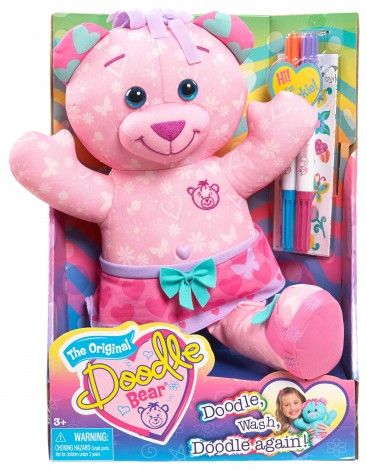 Anyone remember Doodle Bears? - Coloring Chatterbox - Color Me Forum