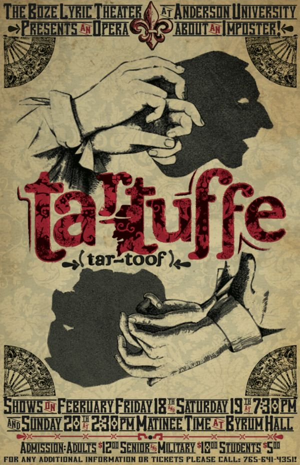 play tartuffe Theatre news: full cast announced for tartuffe at the haymarket - theatre  london  george blagden plays the role of damis, orgon's son.