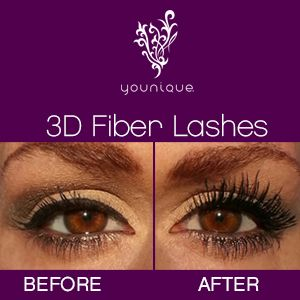 younique cosmetics lengthening eyelash make up - perfect gift for beauty lovers