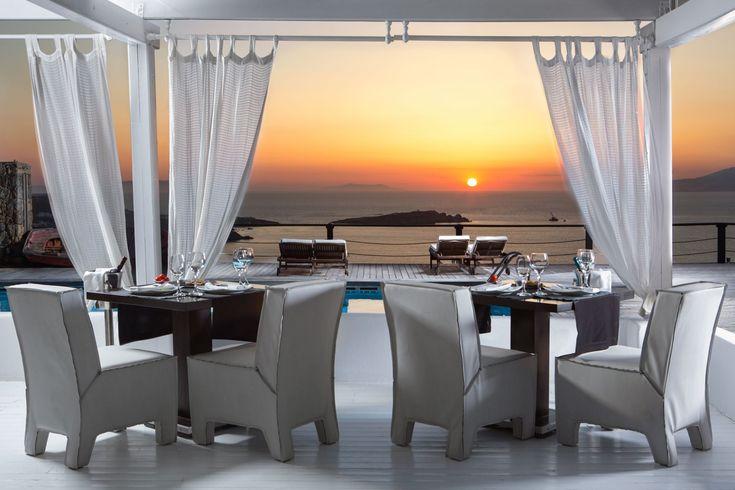'Honeymoon Package' by Tharroe of Mykonos Boutique Hotel