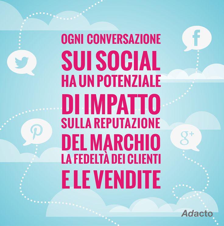 Sempre più consumatori utilizzano i social media come servizio clienti.